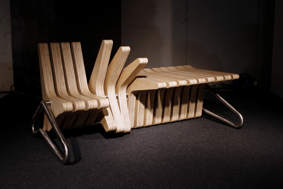 Same But Different: furniture that repeats on you | Aktuelles