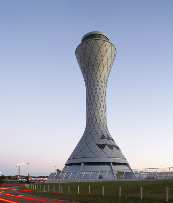 Architecture between heaven and earth: extraordinary Control Tower Design | Architecture
