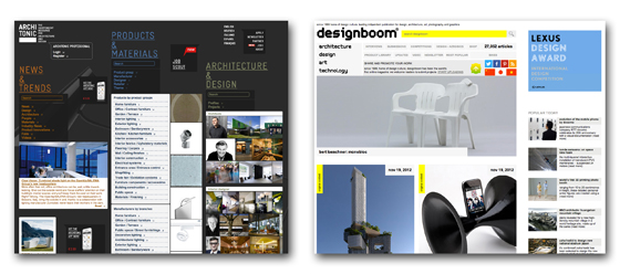 Architonic and Designboom launch strategic alliance | News