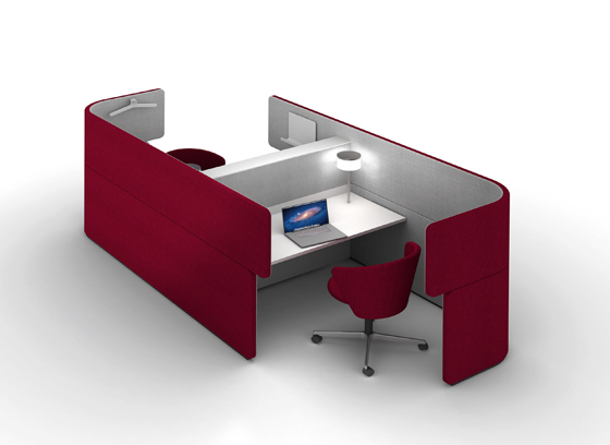 The In-Betweeners: the rise of a new office-furniture typology | News