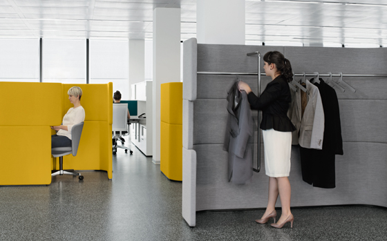 The In-Betweeners: the rise of a new office-furniture typology | Novedades