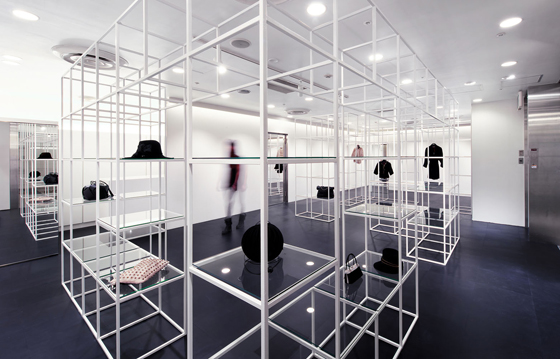 Selling Spaces: new directions in retail design | Novedades