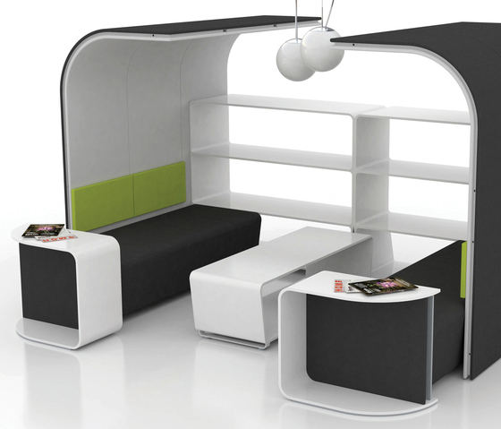 The In-Betweeners: the rise of a new office-furniture typology | Novità