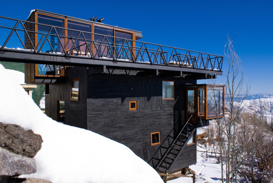 Beyond the Cliché: the mountain chalet reinterpreted | News
