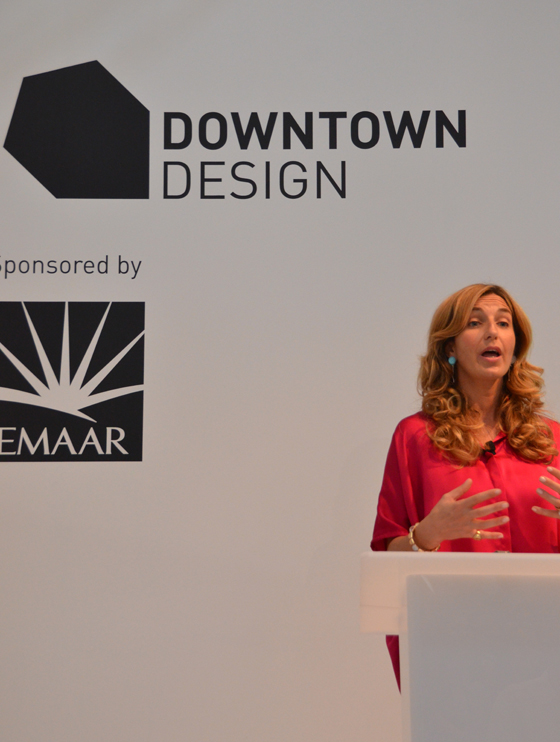 The Only Way is Up: Downtown Design Dubai 2013 | Aktuelles