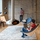 Hearth and Home: Why Architects Are Warming Once Again to the Age-old Hearth