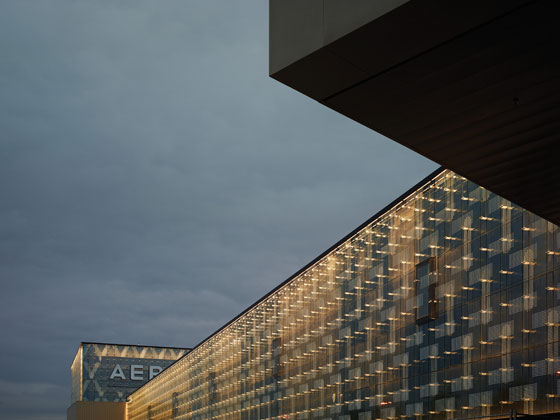 The Light Fantastic   Architecture