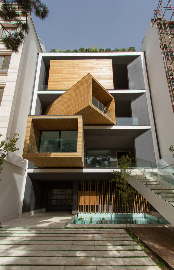 Architecture Iran – innovative facades | News