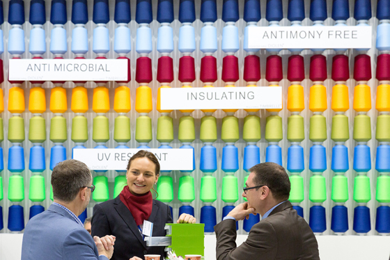 Get Spun: Heimtextil 2018 | News
