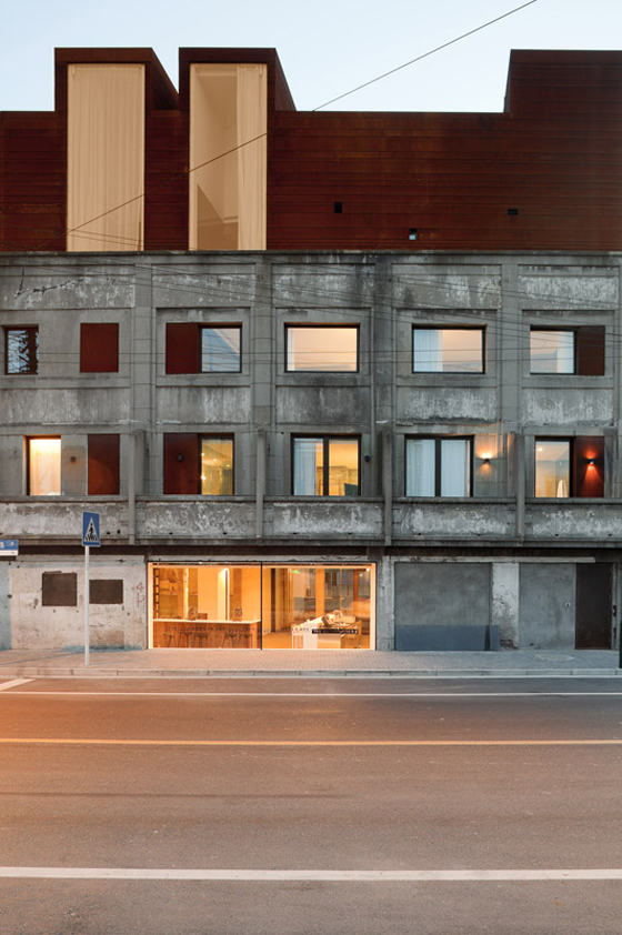 Help the Aged: innovative adaptive reuse in architecture | Novità