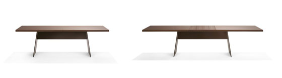 Furniture with growth potential: extendable tables | News