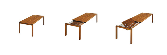 Team 7 Esstisch Magnum Magnum Table by Team 7
