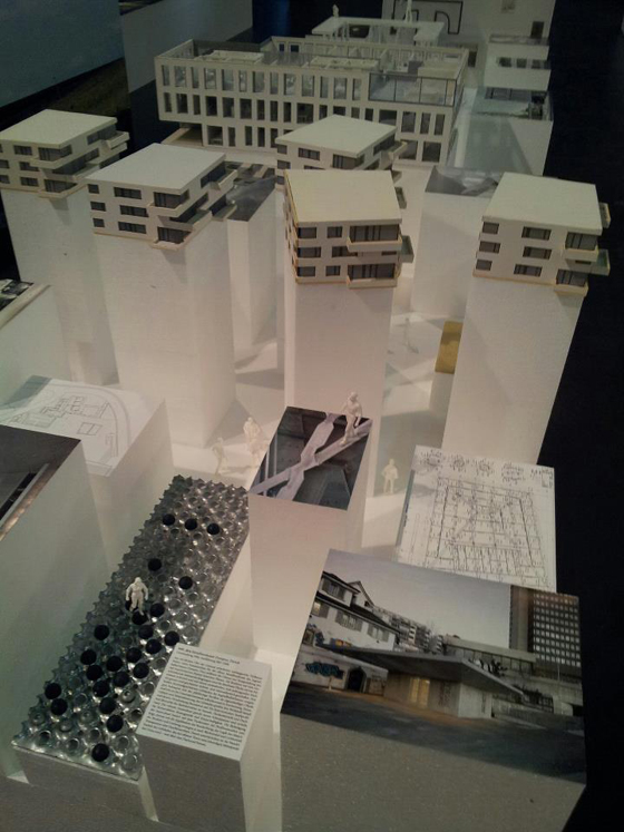 ARCHITEKTUR 0.12: the first exhibition on popular Swiss architecture wins big audience | Novedades
