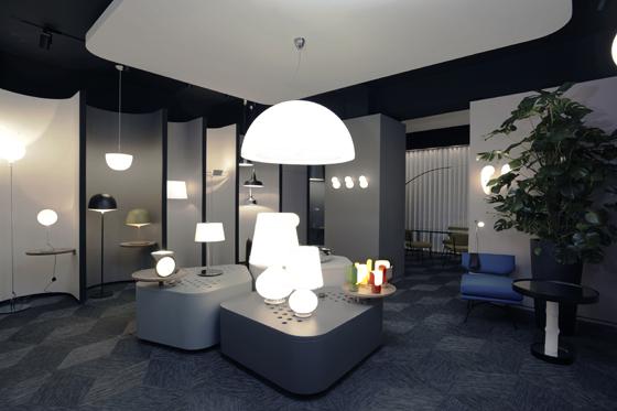 Das Neue Haus von FontanaArte in Mailand