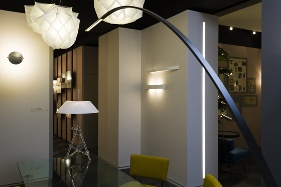 A New Home for FontanaArte in Milan
