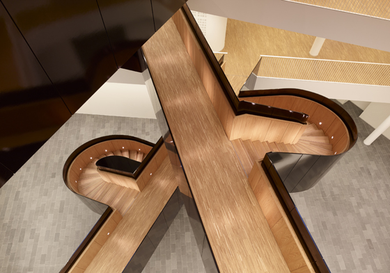 Architecture in Ascendance: innovative staircase design | Novedades