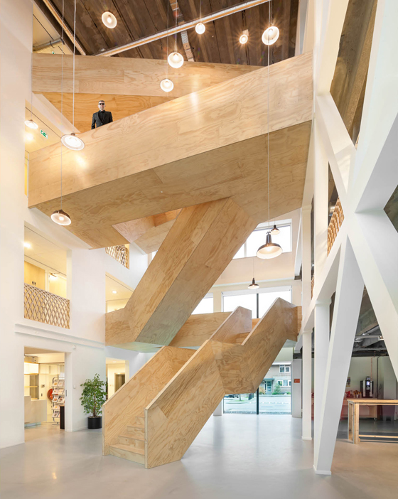 Architecture in Ascendance: innovative staircase design | Nouveautés