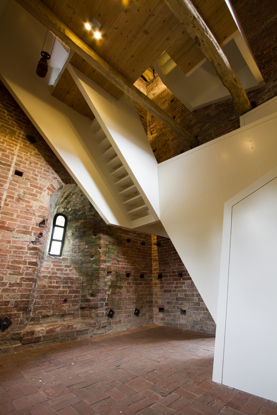 Architecture in Ascendance: innovative staircase design | Novità