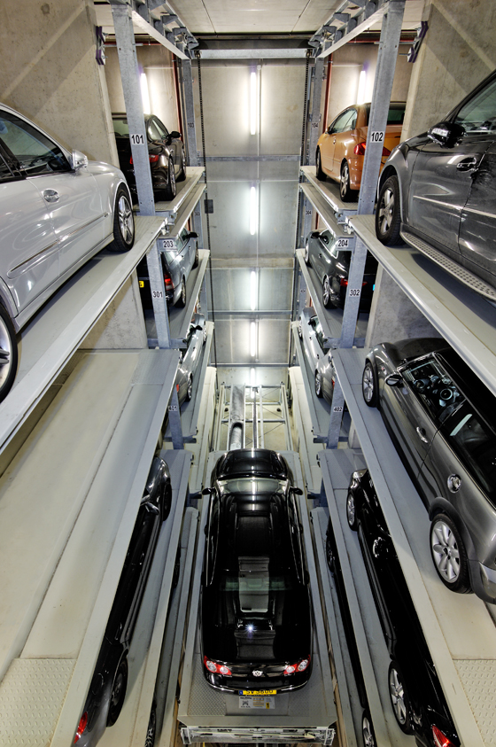 Parking Systems by Wöhr | News