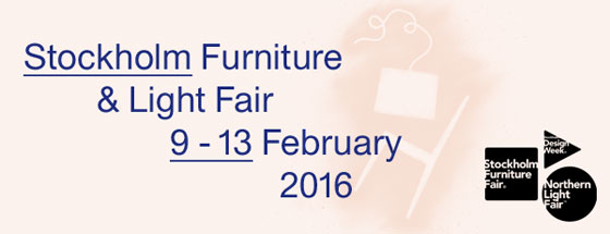 Stockholm Furniture & Light Fair 2016 | Fairs