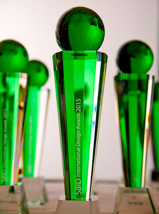 THE SBID INTERNATIONAL DESIGN AWARDS 2015 WINNERS REVEALED | Industry News