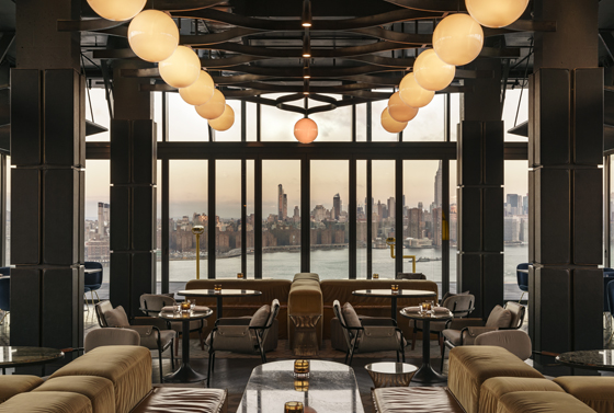 Off-menu: exemplary restaurant and bar interiors | News