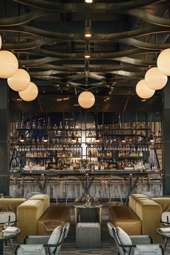Off-menu: exemplary restaurant and bar interiors | Nouveautés