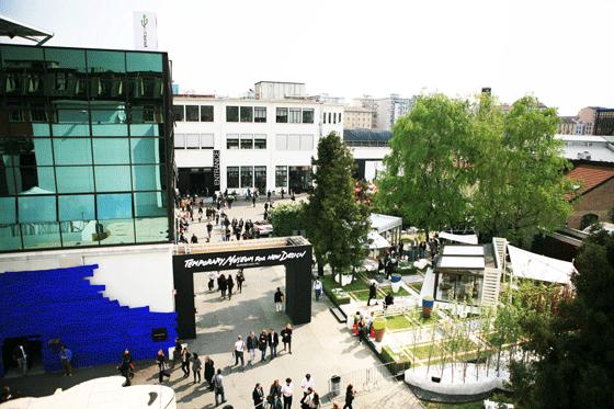 Gisella Borioli Presents Superstudio's Temporary Museum for New Design | Fairs