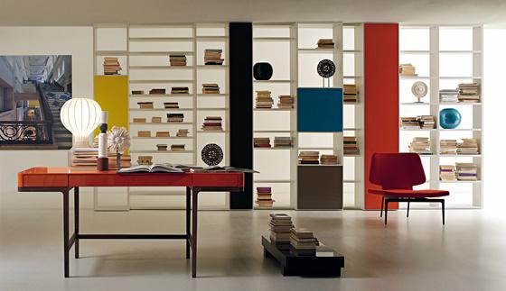Lema profilo mobili per la casa mobili per ufficio for Libreria lema