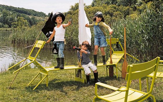 Gartenmobel Set Vino : Möbel, die Gärten lieben, die Farben lieben