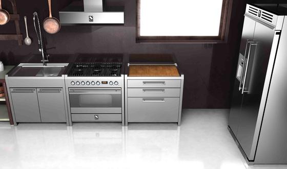 Emejing Cucine Professionali Uso Domestico Pictures - Ideas & Design ...