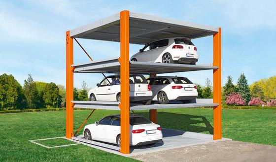 klaus multiparking profile. Black Bedroom Furniture Sets. Home Design Ideas