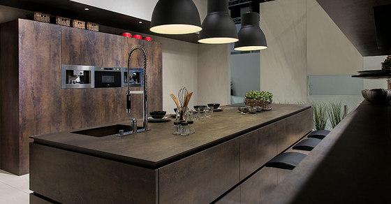 Encimeras de cocina cual es la mejor opci n espacios - Encimeras de cocina materiales ...