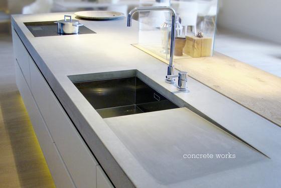 Dade Design AG concrete works Beton