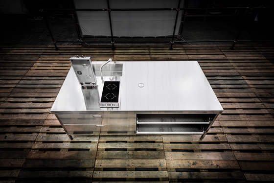 ALPES-INOX products, collections and more | Architonic