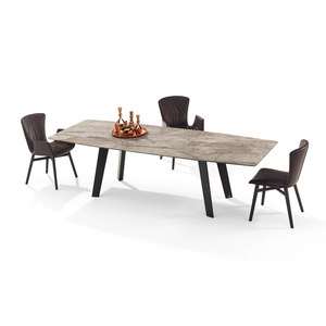 DINING TABLES STONE | WOOD | GLASS