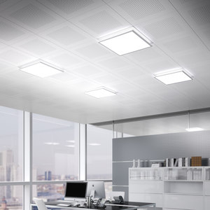 RECESSED- AND SURFACE-MOUNTED LUMINAIRES