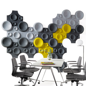 SOUND ABSORBERS