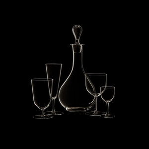 GLASS Stem and Glassware