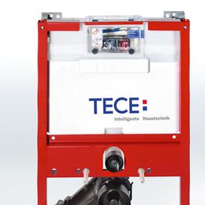 TECE PRE-WALL INSTALLATION SYSTEM