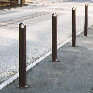 BOLLARDS AND RAILINGS
