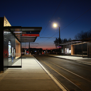 TRAM STOP INFRASTRUCTURE | BUS SHELTERS