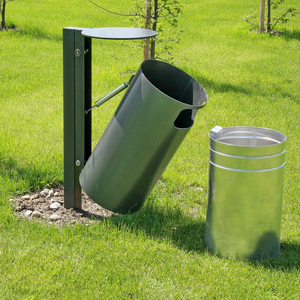 WASTE MANAGEMENT SYSTEM | PUBLIC BIN