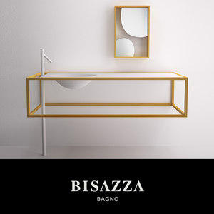 BISAZZA BAGNO - THE NENDO COLLECTION