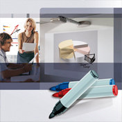 3M™ WHITEBOARD FILMS
