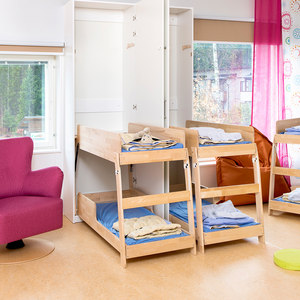 KINDERGARTEN - FURNITURE FOR BEDROOMS