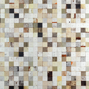 SCRAPWOOD WALLPAPER 2 by Piet Hein Eek