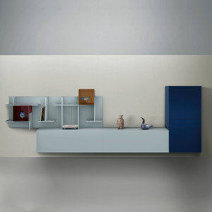 BOOKCASES & WALL UNITS