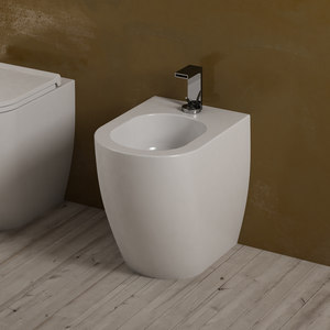 FLOOR MOUNTED BIDET