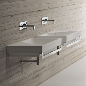 SEMI RECESSED WASHBASINS